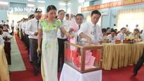 Ban Tổ chức Tỉnh ủy Nghệ An hướng dẫn về tiêu chuẩn cấp ủy viên nhiệm kỳ 2020 -2025