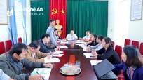 Nghệ An: Đảng viên tự đối chiếu, nhận diện 27 biểu hiện theo 5 cấp độ trong kiểm điểm cuối năm