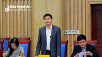 Phó Chủ tịch Tổng LĐLĐ Việt Nam đề nghị Nghệ An giám sát bếp ăn tập thể trong các nhà máy