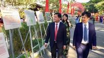 Lãnh đạo tỉnh Nghệ An dự lễ tưởng niệm Cụ Nguyễn Sinh Sắc ở Đồng Tháp