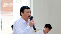 Bổ sung Bí thư Huyện ủy Tương Dương Nguyễn Văn Hải làm Ủy viên Ban Dân tộc HĐND tỉnh Nghệ An