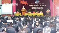 Cơ cấu 3 độ tuổi đối với cấp ủy viên cấp ủy cấp huyện, xã tại Nghệ An nhiệm kỳ 2020 -2025