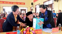 Đồng chí Tòng Thị Phóng: Nghệ An luôn là điểm sáng về thực hiện chính sách xã hội