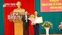 Chủ tịch nước, Thủ tướng Chính phủ tặng thưởng hai cá nhân Ban Tổ chức Tỉnh ủy Nghệ An