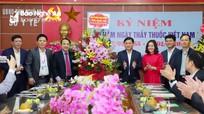Bí thư Tỉnh ủy, Chủ tịch UBND tỉnh chúc mừng ngày Thầy thuốc Việt Nam