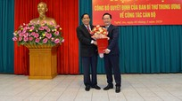 Thứ trưởng Bộ Kế hoạch và Đầu tư Nguyễn Đức Trung giữ chức Phó Bí thư Tỉnh ủy Nghệ An