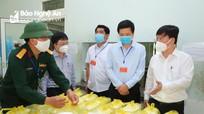 Chủ tịch UBND tỉnh ghi nhận công tác phòng, chống dịch Covid-19 ở các huyện vùng biên Nghệ An