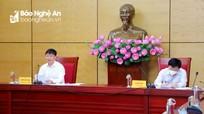 Nghệ An: Cán bộ, công chức trở lại làm việc tại công sở từ ngày 17/4