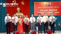 Đại hội Đảng bộ Văn phòng Tỉnh ủy Nghệ An, nhiệm kỳ 2020 -2025
