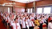 Khai mạc Đại hội đại biểu Đảng bộ thị xã Cửa Lò lần thứ VI, nhiệm kỳ 2020 - 2025