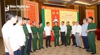 Thường vụ Quân ủy Trung ương thông qua công tác chuẩn bị Đại hội đại biểu Đảng bộ Quân khu 4