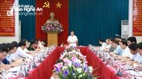 Ban Thường vụ Tỉnh ủy duyệt Đại hội đại biểu Đảng bộ huyện Đô Lương nhiệm kỳ 2020 -2025