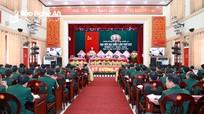 Đại hội đại biểu Đảng bộ Quân sự tỉnh Nghệ An nhiệm kỳ 2020-2025 tổ chức phiên trù bị