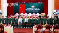 Danh sách Ban Chấp hành Đảng bộ, Ban Thường vụ Đảng ủy Quân sự tỉnh nhiệm kỳ 2020 -2025