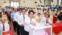 Danh sách Ban Chấp hành Đảng bộ, Ban Thường vụ Đảng ủy Khối CCQ tỉnh Nghệ An nhiệm kỳ 2020 - 2025