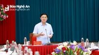 Ban Thường vụ Tỉnh ủy duyệt Đại hội đại biểu Đảng bộ huyện Quỳ Hợp, nhiệm kỳ 2020 - 2025
