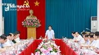 Ban Thường vụ Tỉnh ủy duyệt Đại hội đại biểu Đảng bộ huyện Hưng Nguyên, nhiệm kỳ 2020 - 2025