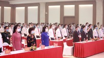 Phó Chủ tịch nước Đặng Thị Ngọc Thịnh dự Đại hội Thi đua yêu nước tỉnh Nghệ An giai đoạn 2015 - 2020