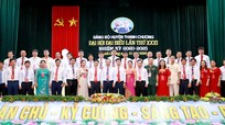 Bế mạc Đại hội đại biểu Đảng bộ huyện Thanh Chương lần thứ XXXI