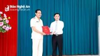 Ban Bí thư chỉ định Đại tá Võ Trọng Hải tham gia BCH Đảng bộ, Ban Thường vụ Tỉnh ủy Nghệ An