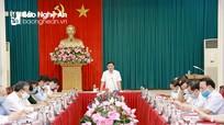 Ban Chấp hành Đảng bộ tỉnh cho ý kiến vào các dự thảo Văn kiện Đại hội Đảng bộ tỉnh lần thứ XIX