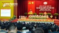 Đại hội đại biểu Đảng bộ tỉnh Nghệ An lần thứ XIX, nhiệm kỳ 2020-2025 hoàn thành phiên trù bị