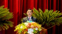Đồng chí Thái Thanh Quý tái đắc cử Bí thư Tỉnh ủy Nghệ An khóa XIX, nhiệm kỳ 2020 - 2025