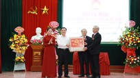 Bí thư Tỉnh ủy Thái Thanh Quý dự Ngày hội Đại đoàn kết tại xã Hưng Lộc (TP. Vinh)