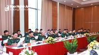 Ban Chấp hành Đảng bộ Quân khu 4 tổ chức Hội nghị lần thứ 3
