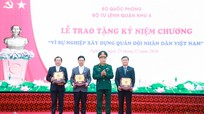 Nghệ An triển khai nhiệm vụ quốc phòng - an ninh năm 2021