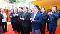 Lãnh đạo tỉnh viếng đồng chí Nguyễn Văn Giản - nguyên Chủ tịch UBND tỉnh Nghệ Tĩnh