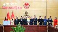 Tỉnh Nghệ An và Ngân hàng TMCP Công Thương Việt Nam thống nhất nâng tầm quan hệ hợp tác