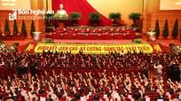 Đại hội XIII của Đảng họp phiên trù bị