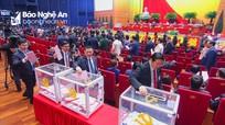 Bí thư Tỉnh ủy Nghệ An Thái Thanh Quý được bầu là Ủy viên chính thức BCH Trung ương Đảng khóa XIII