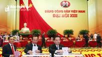 Hôm nay, Ban Chấp hành Trung ương Đảng khóa XIII bầu Bộ Chính trị, Ban Bí thư