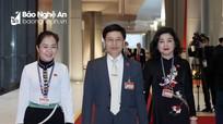 Ngày 30/1, Đại hội XIII của Đảng tiếp tục làm việc về công tác nhân sự