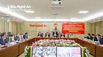 Nghệ An triển khai công tác bầu cử đại biểu Quốc hội khóa XV và đại biểu HĐND các cấp