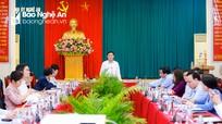Ban Thường vụ Tỉnh ủy họp phiên thường kỳ tháng 3/2021