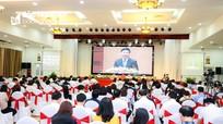 Nghệ An: Gần 30.000 cán bộ, đảng viên học tập trực tuyến Nghị quyết Đại hội XIII của Đảng