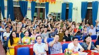 Cử tri nơi cư trú tín nhiệm cao, giới thiệu Bí thư Tỉnh ủy Thái Thanh Quý ứng cử ĐBQH, HĐND tỉnh