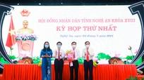 Bí thư Tỉnh ủy Nghệ An Thái Thanh Quý được bầu giữ chức Chủ tịch HĐND tỉnh khóa XVIII