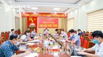 Nghệ An tham gia hội nghị góp ý xây dựng Hướng dẫn một số vấn đề cụ thể thi hành Điều lệ Đảng