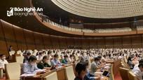 Đại biểu Quốc hội Nghệ An đề nghị thực hiện có hiệu quả tái cơ cấu đầu tư công