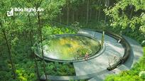 Ban Thường vụ Tỉnh ủy Nghệ An thông qua ý tưởng thiết kế Dự án Thác 9 tầng tại Nam Đàn