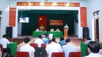 Đại biểu Quốc hội tiếp xúc cử tri theo hình thức trực tiếp và trực tuyến tại Nam Đàn