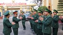 Thượng tướng Lê Chiêm kiểm tra công tác phòng chống tội phạm tại Nghệ An