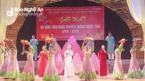 Ấm áp buổi gặp mặt 60 năm sân khấu truyền thống Nghệ Tĩnh