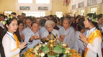 Nhiều chùa ở Nghệ An tổ chức đại lễ Phật đản 2019