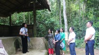 Những ngày tri ân trên mảnh đất lịch sử Điện Biên Phủ