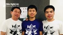 Học sinh Nghệ An giành huy chương Bạc Olympic Toán quốc tế